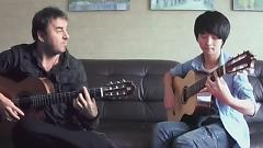 Video Cancion Del Mariachi - soYmartino,Sungha Jung