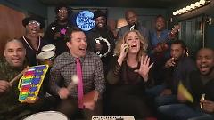 Video Hello (Tonight Show Music Room) - Adele  ft.  Jimmy Fallon