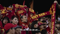 Bài Hát Cổ Vũ Cho Bóng Đá Việt Nam - Tóc Tiên, Phạm Anh Khoa