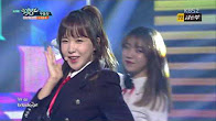 Doo Doom Chit (161021 Music Bank) - Crayon Pop