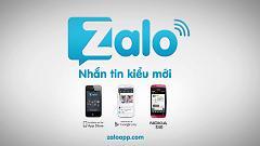 Zalo - Ứng Dụng Nhắn Tin Kiểu Mới - Trailer
