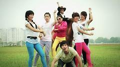 Video Gangnam Style - Trương Mộng Quỳnh