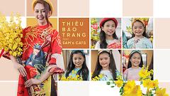 Chúc Mừng Năm Mới - Thiều Bảo Trang, Sam's Cats