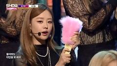 Video Bobby Doll (0921 Show Champion) - Song Ji Eun