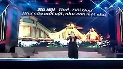 Bài Ca Hà Nội (Liveshow Vinh Quang Tổ Quốc) - NSƯT Quỳnh Liên