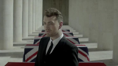 Video Writing's On The Wall - Sam Smith