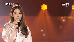 Love Is (161018 The Show) - Davichi
