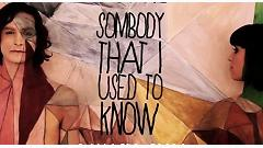 Somebody That I Used To Know - Gotye , Kimbra