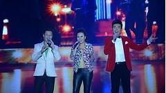 Mùa Xuân Trên Thành Phố Hồ Chí Minh (Đón Tết Cùng VTV 2014) - Hoàng Bách  ft.  Khánh Linh  ft.  Minh Quân