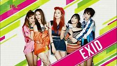 Up & Down (161015 Incheon K-Pop Concert) - EXID