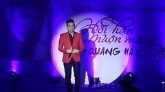 Ảo Vọng (Họp Báo Album Hối Hận Muộn Màng) - Quang Hà