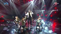 Video Daddy (1213 SBS Inkigayo) - PSY , CL