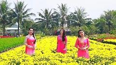 Video Liên Khúc Xuân - Trang Anh Thơ , Thùy Dương , Yến Ngọc , Hồng Quyên , Ngọc Hân