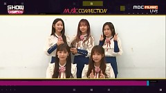 Music Connection (161019 Show Champion) - Crayon Pop