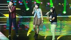Giọt Sương Và Chiếc Lá (Giọng Hát Việt Nhí 2013) - Lê Đoàn Phương Anh  ft.  Trần Chi Mai  ft.  Phạm Ngọc Quỳnh Như