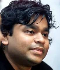 Lời bài hát được thể hiện bởi ca sĩ A. R. Rahman