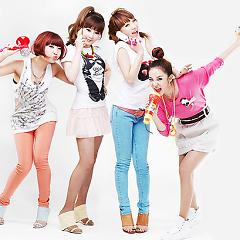 Lời bài hát được thể hiện bởi ca sĩ 2NE1