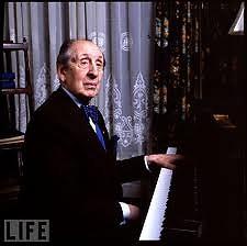 Lời bài hát được thể hiện bởi ca sĩ V. Horowitz