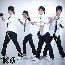 Lời bài hát được thể hiện bởi ca sĩ K6