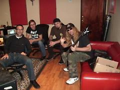 Lời bài hát được thể hiện bởi ca sĩ Deicide