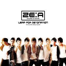 Lời bài hát được thể hiện bởi ca sĩ ZE:A