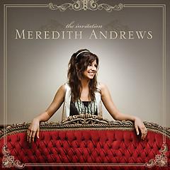 Thông tin về cuốc đời ca sỹ Meredith Andrews