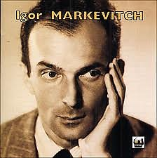 Lời bài hát được thể hiện bởi ca sĩ Igor Markevitch