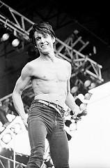 Lời bài hát được thể hiện bởi ca sĩ Iggy Pop