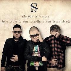 Lời bài hát được thể hiện bởi ca sĩ S-Pulez