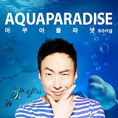 Album Aqua Paradise - Park Myung Soo