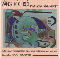 Album Vầng Tóc Rối - Tình Khúc Mai Anh Việt - Various Artists