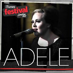 Album Adele Itunes Festival 2011 - Adele