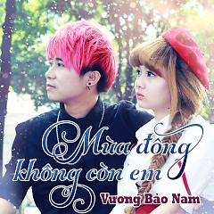 Album Mùa Đông Không Còn Em - Vương Bảo Nam