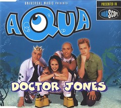 Doctor Jones (Single) - Aqua