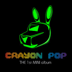CRAYON POP The 1st MINI album - Crayon Pop