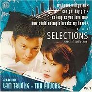 Selection Vol.1 - Lam Trường,Thu Phương