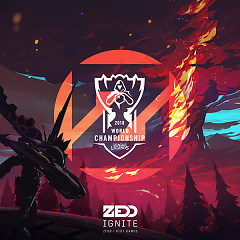 Album Ignite (2016 League Of Legends World Championship) - Zedd