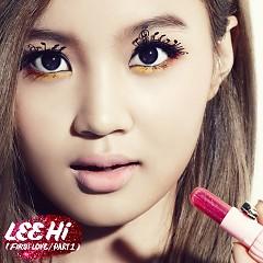 First Love Part 1 - Lee Hi