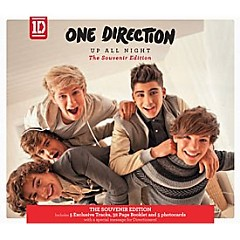 Album Up All Night (The Souvenir Edition) - One Direction