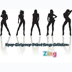 Kpop Girlgroups Debut Songs Collection - Various Artists