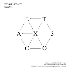Album EX'ACT - EXO