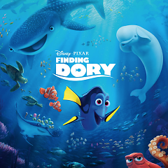 Album Finding Dory OST - Various Artists