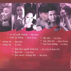 Album Tình Ca Hồng - Various Artists