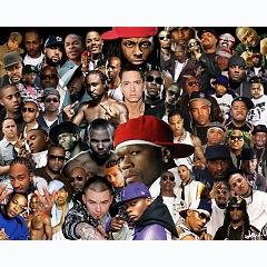 Rappers Playlist -