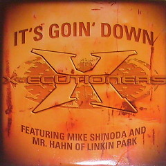 Album It's Goin' Down (Single) - Linkin Park