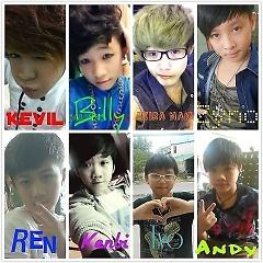 HKTM the Five -  Teen Boy -