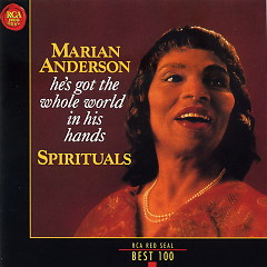 Album He's Got The Whole World In His Hands No 2 - Marian Anderson