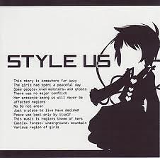 Album STYLE US - Style Us