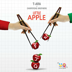 Little Apple (Digital Single) - T-ARA ft. Chopsticks Brother
