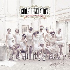 Album Girls' Generation (1st Japanese Album) - SNSD
